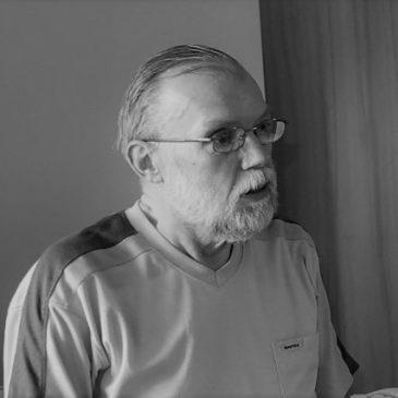 Dievui pavedame mūsų Draugą Viktorą Ząbkiewicz, hospiso Savanorį.