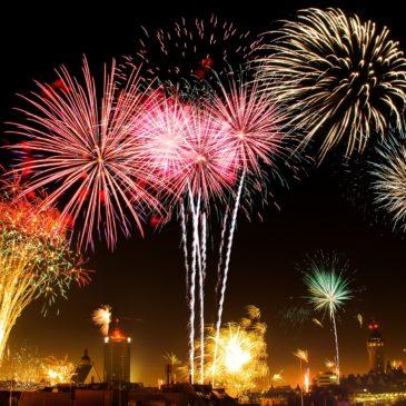 Su Naujaisiais metais!