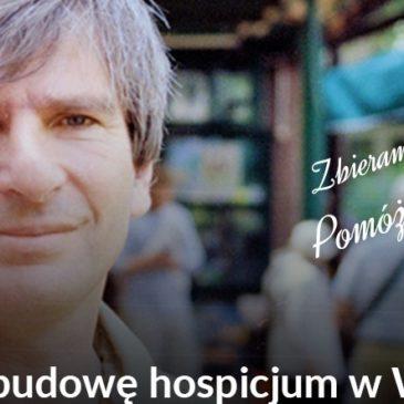 Radio WNET wspiera budowę hospicjum w Wilnie
