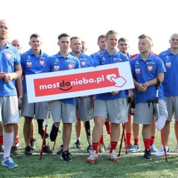 Reprezentacja Polski Amp Futbol wspiera hospicjum na Litwie