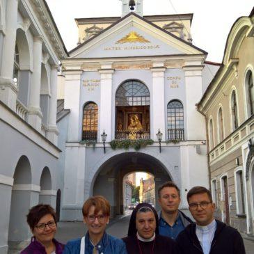 Poznanės Caritas yra su mumis