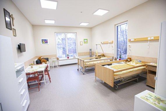 Vilniuje atidarytas pirmasis Lietuvoje vaikų hospisas