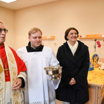 Vilniuje atidarytas pirmasis vaikų hospisas Lietuvoje