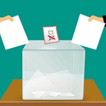 Hospiso pacientai dalyvavo rinkimuose