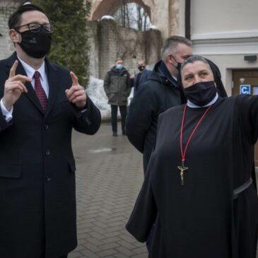 PKN Orlen wspiera wileńskie hospicjum
