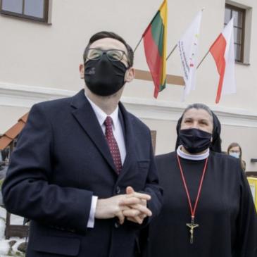 PKN Orlen przekaże 100 tys. euro na wsparcie wileńskiego hospicjum