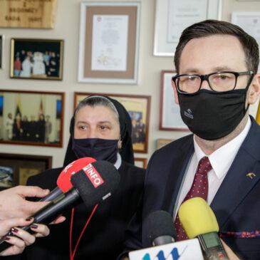Prezes PKN Orlen z wizytą na Litwie