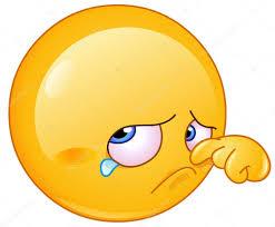 Znalezione obrazy dla zapytania: emotikony ociera lzy