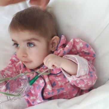 Apie hospiso pagalbą sergantiems vaikams