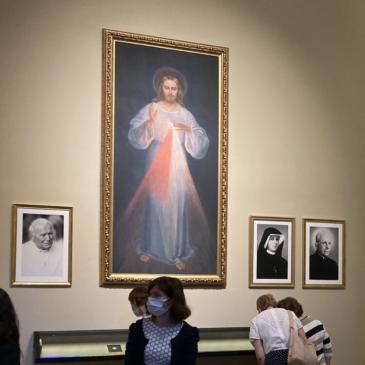 Otwarcie kaplic w wileńskiej katedrze