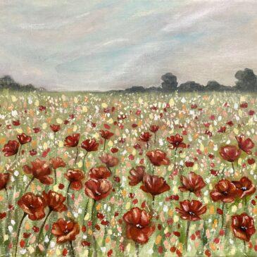 Vilties gėlės
