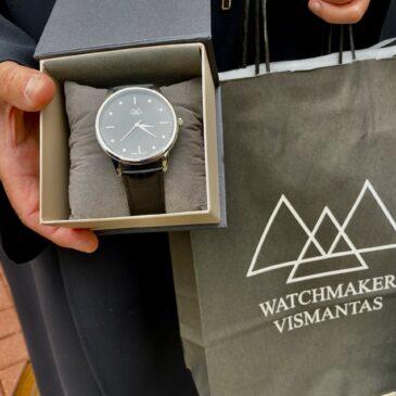 Vismanto Laurinavičiaus laikrodžiai