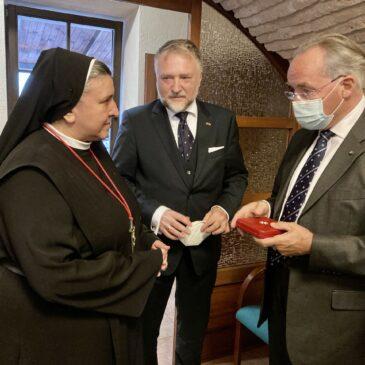Maltos ordino vadovybės vizitas