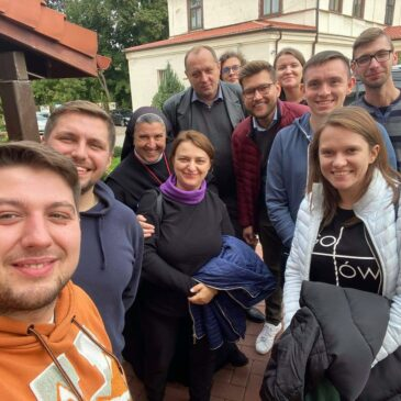 Wizyta Katolickiego Stowarzyszenia Młodzieży