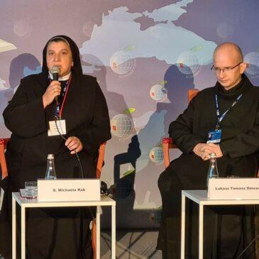 s. Michaela Rak Ekonomikos Forume
