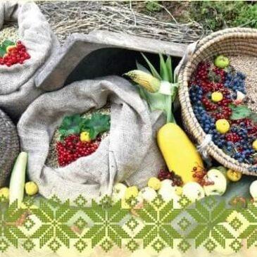 Kviečiame į derliaus šventę